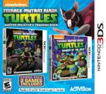 Teenage Mutant Ninja Turtles: Master Splinter's Training Pack Box Art