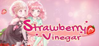 Strawberry Vinegar Box Art