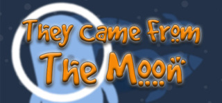 They Came From The Moon Box Art