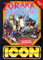 Zorakk The Conqueror Box Art