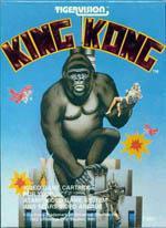 King Kong Box Art