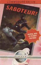 Saboteur Box Art