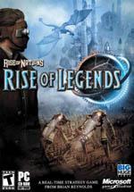 Rise of Nations: Rise of Legends Box Art