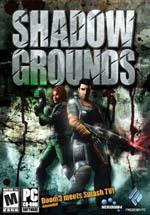 Shadowgrounds Box Art