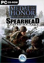 Medal of Honor: Allied Assault – Spearhead Box Art