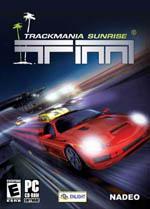 TrackMania Sunrise Box Art