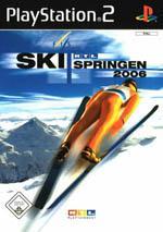 RTL Skijumping 2006 Box Art
