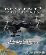 Descent 3: Mercenary Box Art