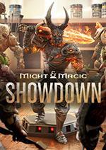 Might & Magic Showdown Box Art