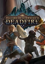Pillars of Eternity II: Deadfire Box Art