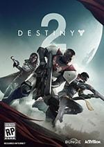 Destiny 2 Box Art