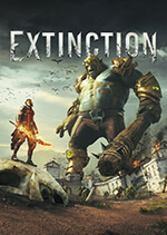 Extinction Box Art