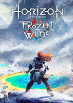 Horizon Zero Dawn: The Frozen Wilds Box Art