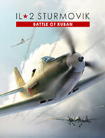 IL-2 Sturmovik: Battle of Kuban Box Art