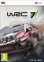WRC 7 Box Art