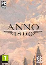 Anno 1800 Box Art