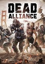 Dead Alliance Box Art