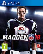 Madden NFL 18 Box Art