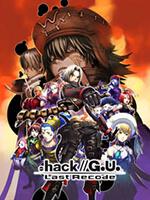 .hack//G.U. Last Recode Box Art