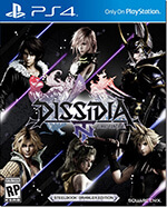 Dissidia Final Fantasy NT Box Art
