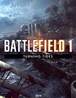 Battlefield 1: Turning Tides Box Art