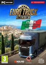Euro Truck Simulator 2: Italia Box Art