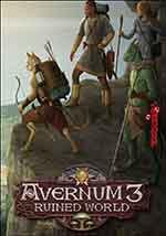 Avernum 3: Ruined World Box Art