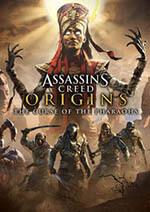 Assassin's Creed Origins: The Curse of the Pharaohs Box Art