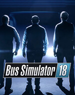 Bus Simulator 18 Box Art