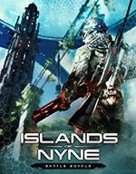 Islands of Nyne: Battle Royale Box Art