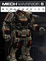 MechWarrior 5: Mercenaries Box Art