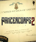 Panzer Corps 2 Box Art
