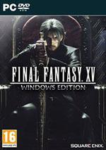 Final Fantasy XV: Windows Edition Box Art