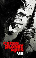 Crisis on the Planet of the Apes Box Art