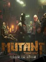 Mutant Year Zero: Road to Eden Box Art
