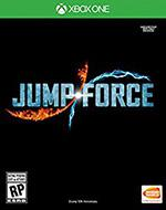 Jump Force Box Art