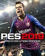 Pro Evolution Soccer 2019 Box Art
