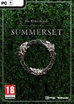 The Elder Scrolls Online: Summerset Box Art
