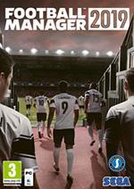 Football Manager 2019 Box Art
