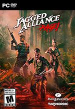 Jagged Alliance: Rage! Box Art