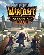 Warcraft III: Reforged Box Art