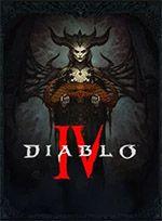 Diablo IV Box Art