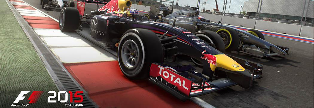 F1 2015 Feature Image