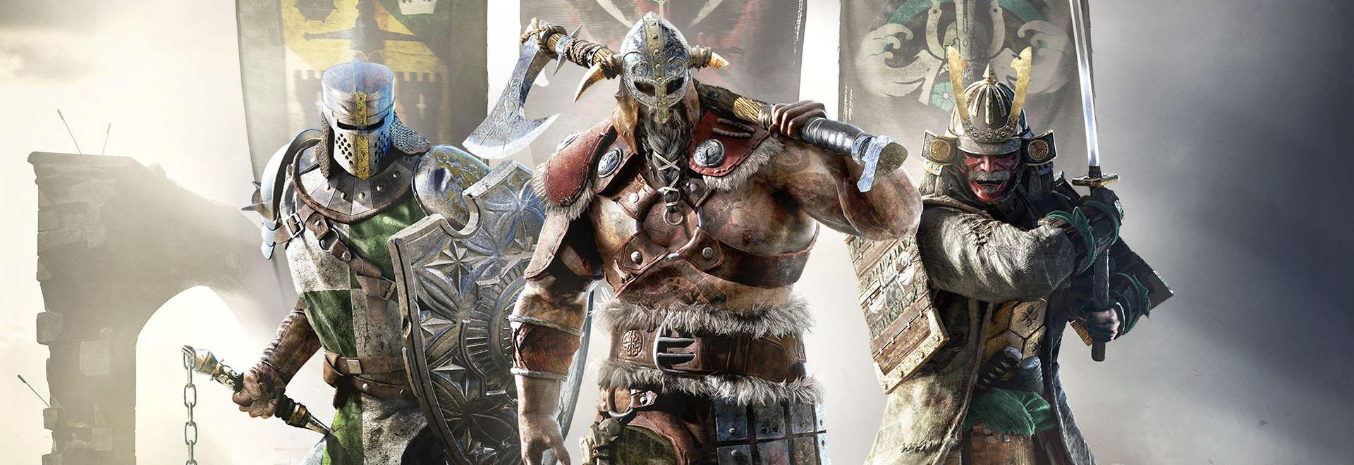 For Honor Feature Image
