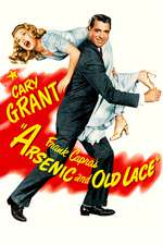 Arsenic and Old Lace Box Art
