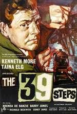 The 39 Steps Box Art