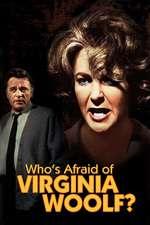 Who's Afraid of Virginia Woolf? Box Art