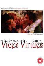 Vizi privati, pubbliche virtù Box Art