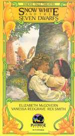 Snow White and the Seven Dwarfs Box Art