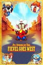 An American Tail: Fievel Goes West Box Art